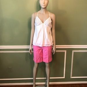 Lilly Pulitzer- Palm Beach Fit- size 2